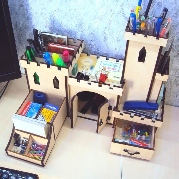 органайзер замок