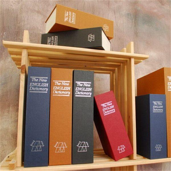 Подарок книга сейф с кодовым замком