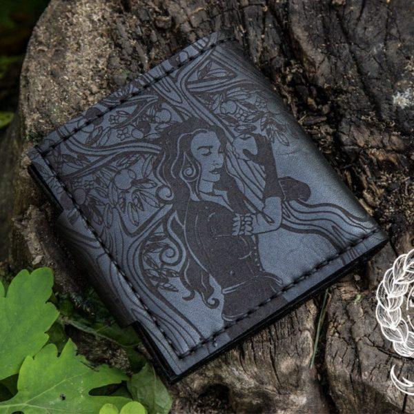 подарочный Складной кошелек ручная работа 10 х 10 см на заказ
