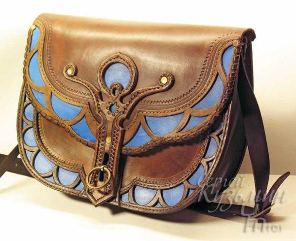 крутые сумки из кожи авторской работы на заказ - отличный подарок ручной работы для тех, кто знает цену хорошим вещам