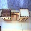 """Настольный органайзер """"Форпост"""" - отличный подарок для друзей, коллег, детей"""