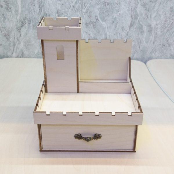"""Настольный органайзер """"Аванпост"""" - отличный подарок для друзей, коллег, детей"""