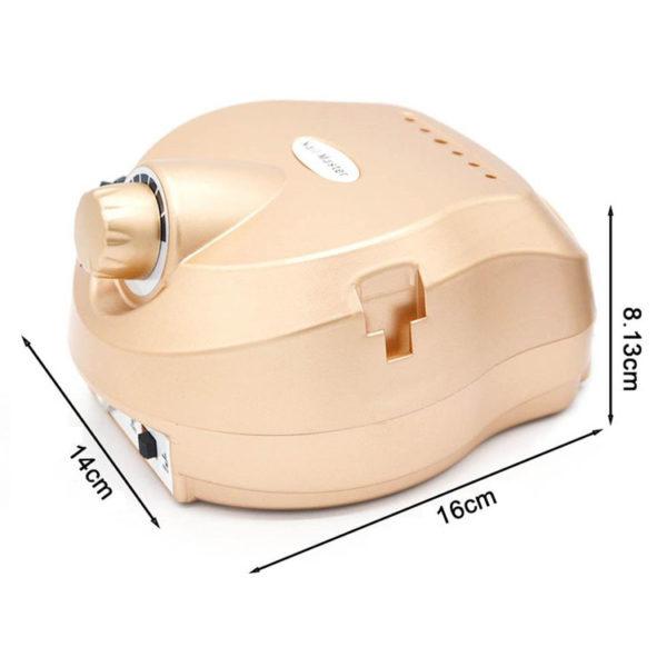 Шлифовальный станок для ногтей Kemei подарок для девушки