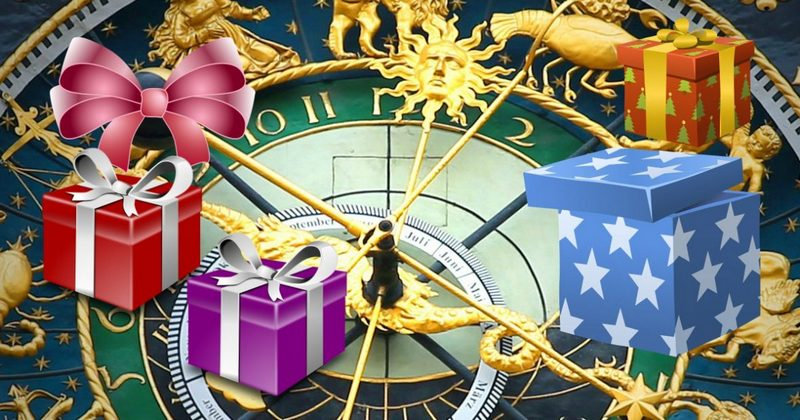 Энергетика подарков по знакам зодиака